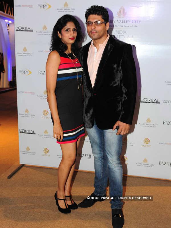 Celebs @ India Bridal Fashion Week '13