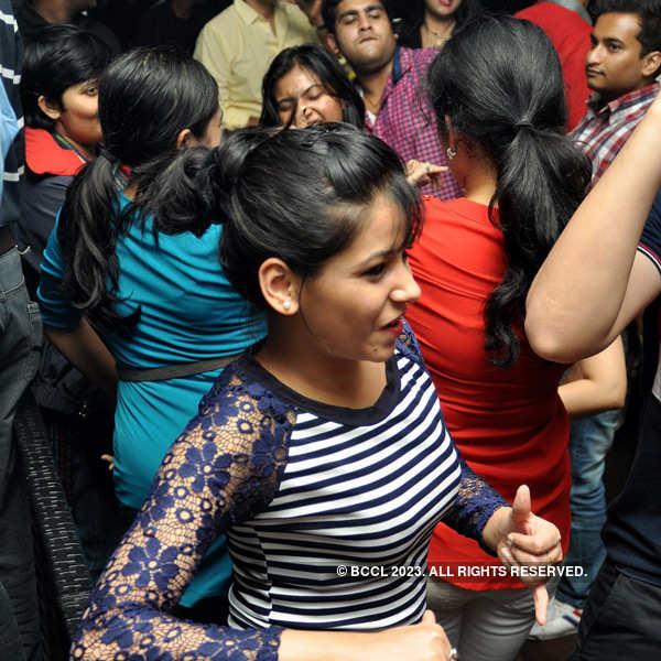 Desi beats at Underground