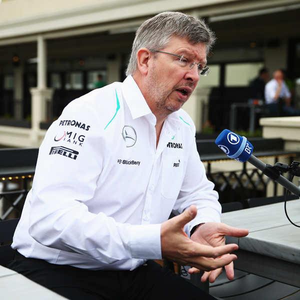 Brawn stands down as Mercedes F1 team principal