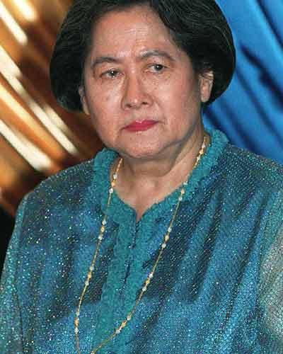 Thai Princess Galyani Vadhana