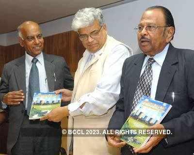Environment book launch