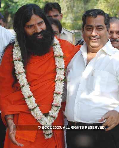Ramdev visit