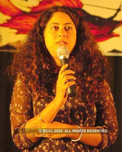 Anita Nair's book launch
