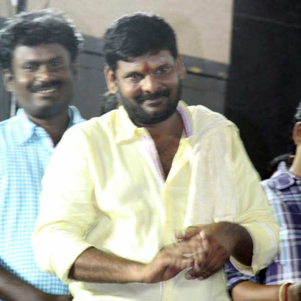Velmurugan Borewell audio launch