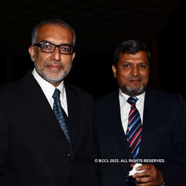 Salman Bashir's farewell party