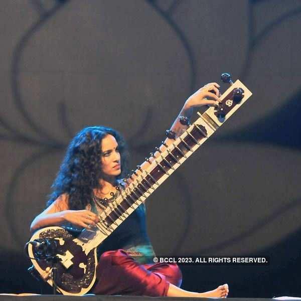 Anoushka Shankar live in concert