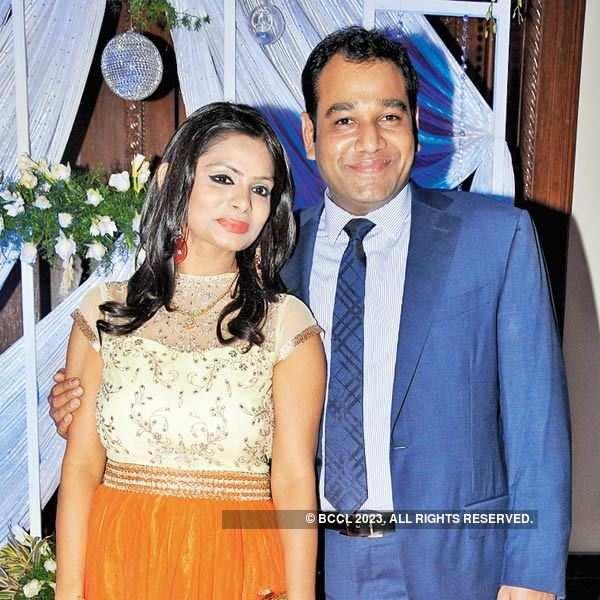 Gaurav Sanghi's pre-wedding party