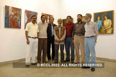 Bengali artists' work