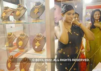 Jewellery show