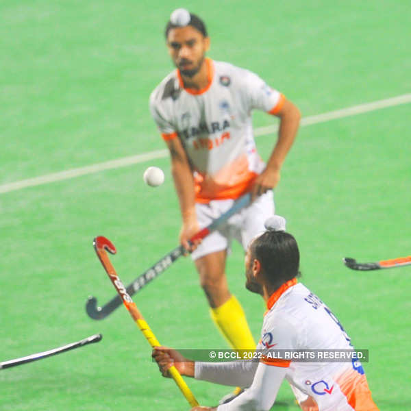 India go down 2-3 in Junior Hockey World Cup