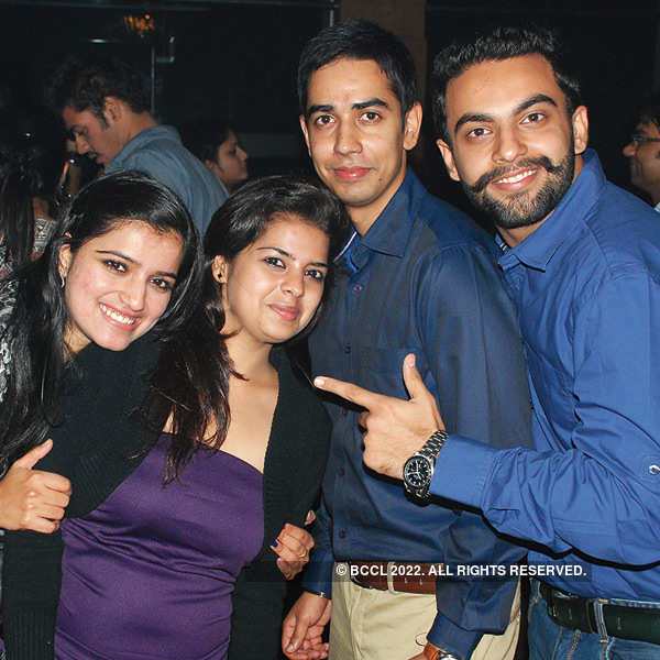 Revellers at Sutra