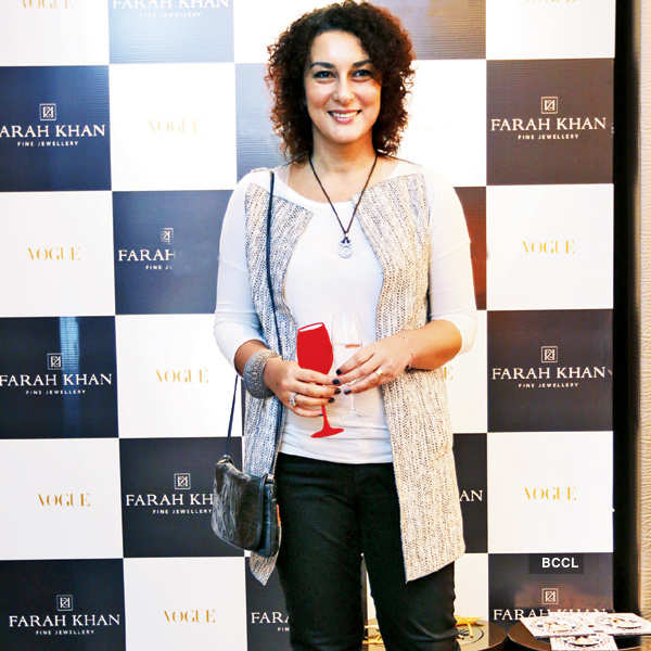 Farah Ali launches Vanity