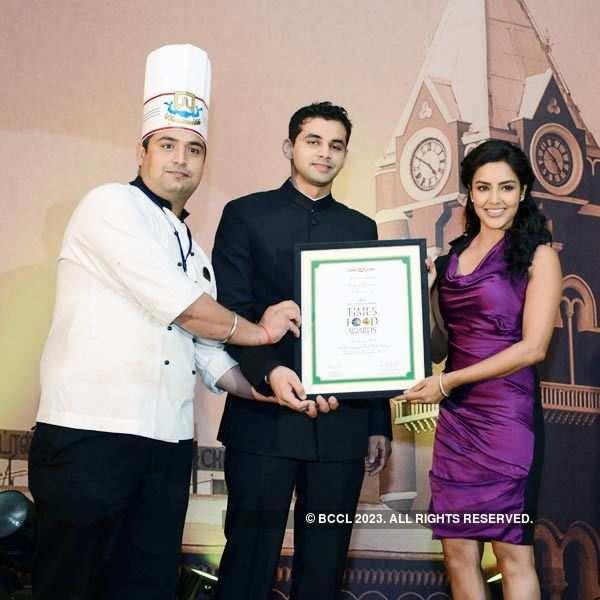 Times Food Guide Awards '14 - Winners : Chennai