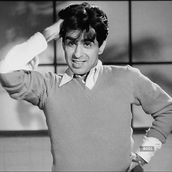 Hindi cinema's iconic hero Dilip Kumar turns a year older