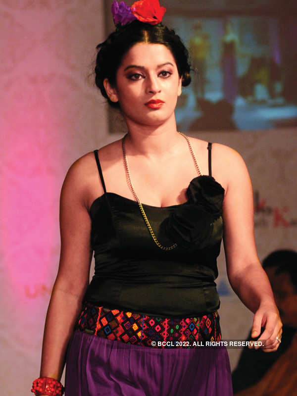 Fashion event in Kochi