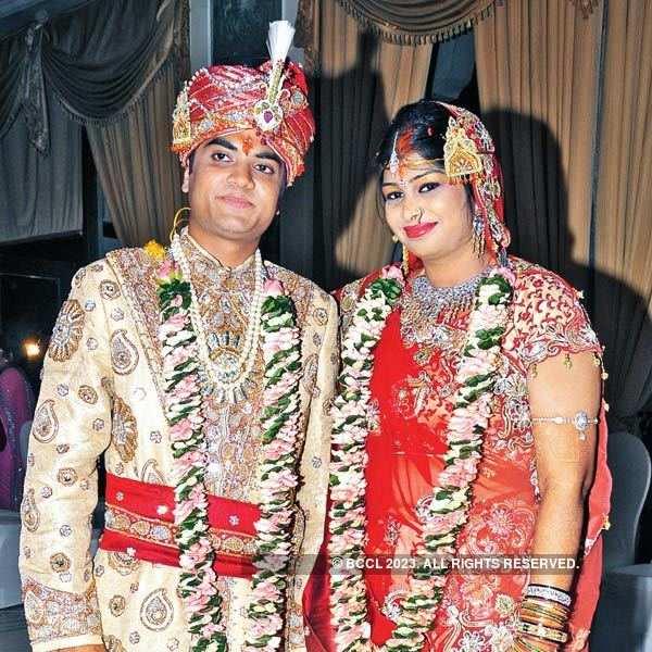 Navneet & Nehal's wedding ceremony