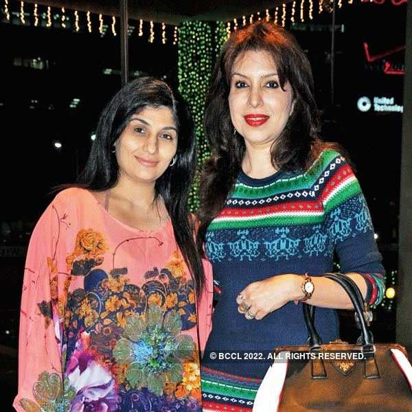 Christmas party in Hyderabad