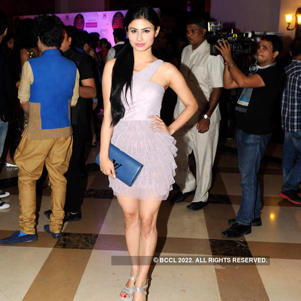 Celebs attend Rohit Verma's show
