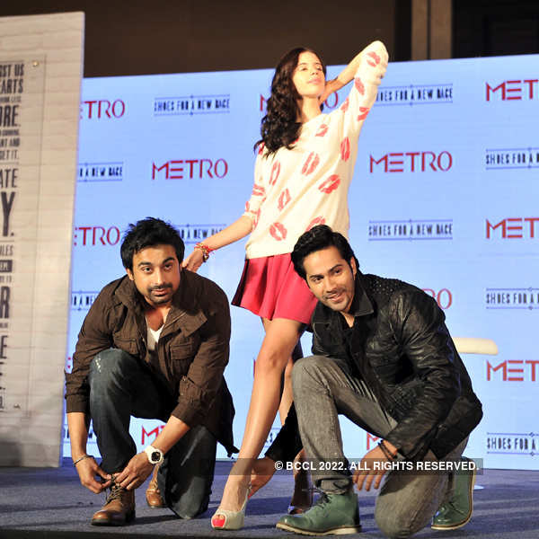 Celebs @ brand campaign launch