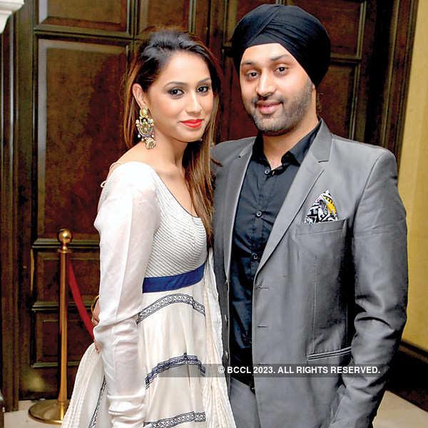 Akshay, Rasneek's wedding reception