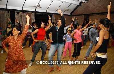 IIM dance workshop