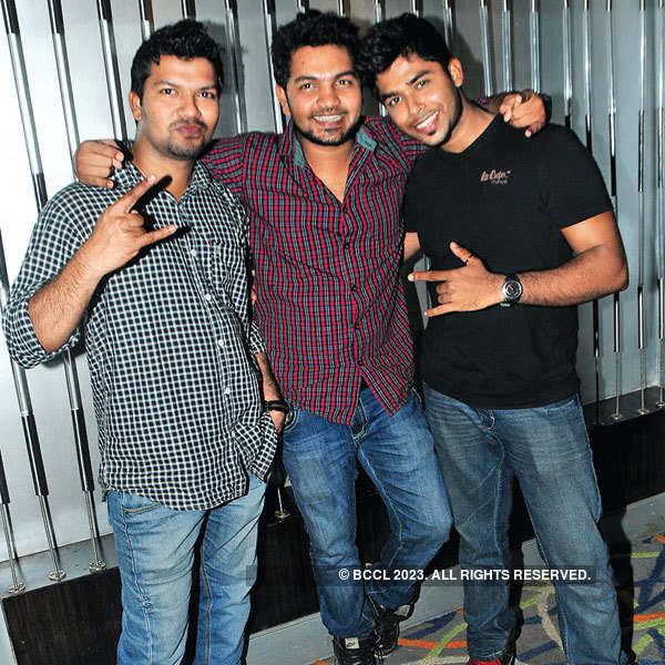 Party at a Kochi club
