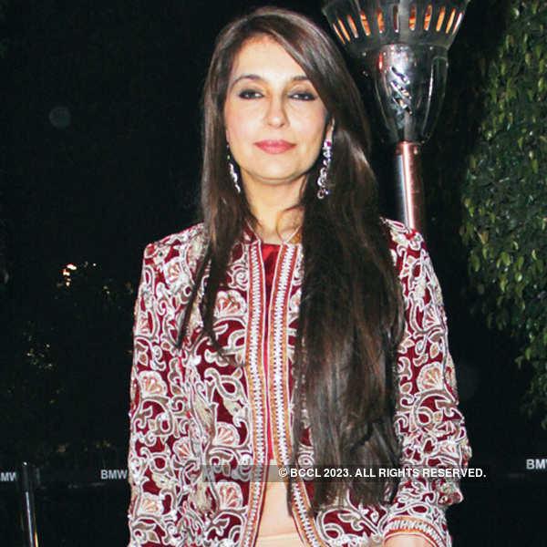 Suneet Varma's fashion show