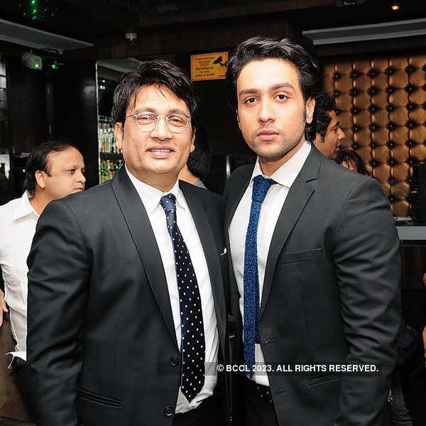 Neelam and Subhash Sanas' party