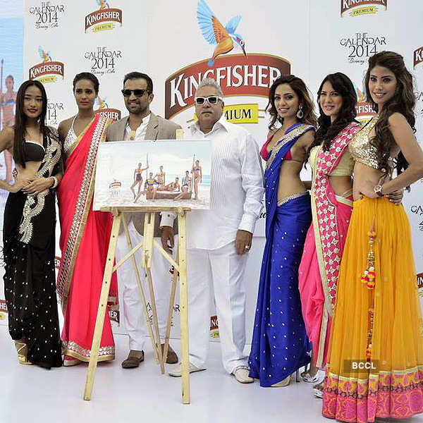 Kingfisher Calendar '14: Launch