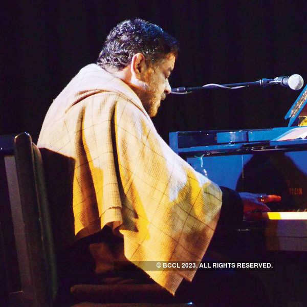 Brian Silas' concert