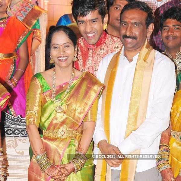 Siddharth & Harini's wedding ceremony