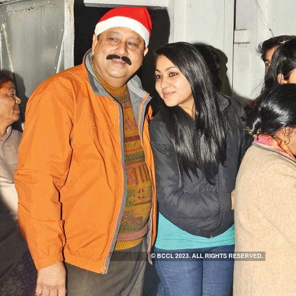 Christmas celebrations at Sanatkada