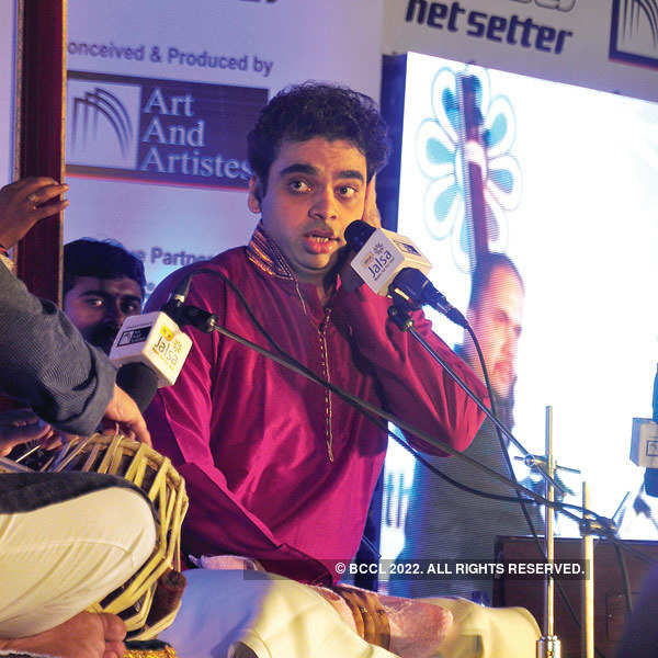 Musical event in Pune