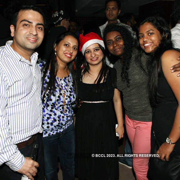 Theme party @ i-Bar