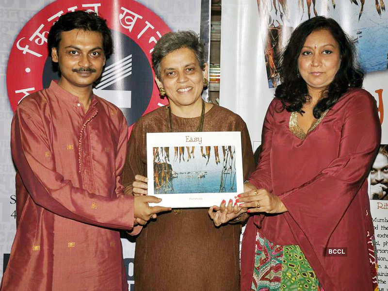 Shomshuklla's book launch