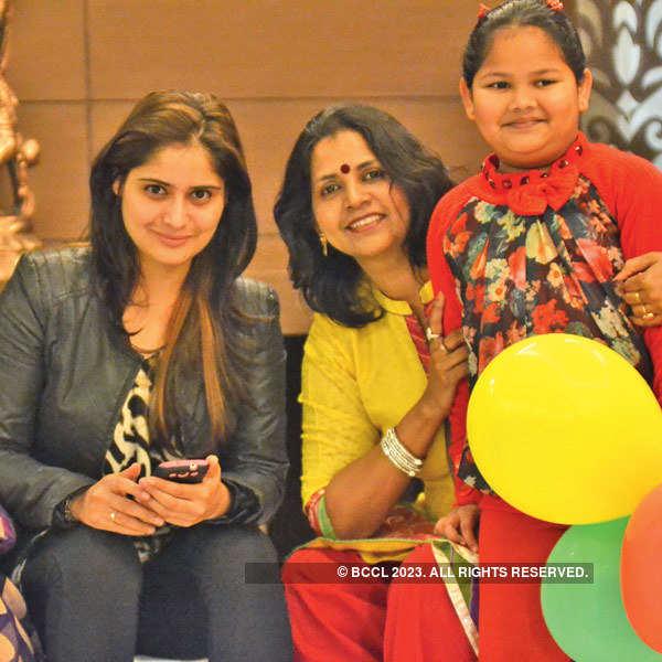 Geeta Singh's birthday party