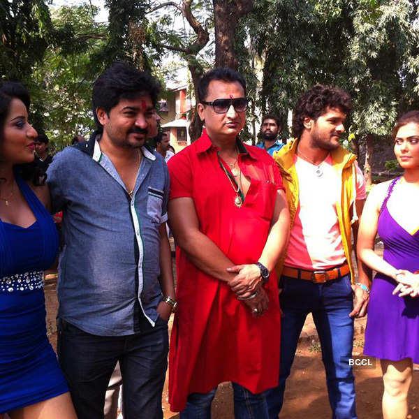 On the sets: Khoon Bhari Maang