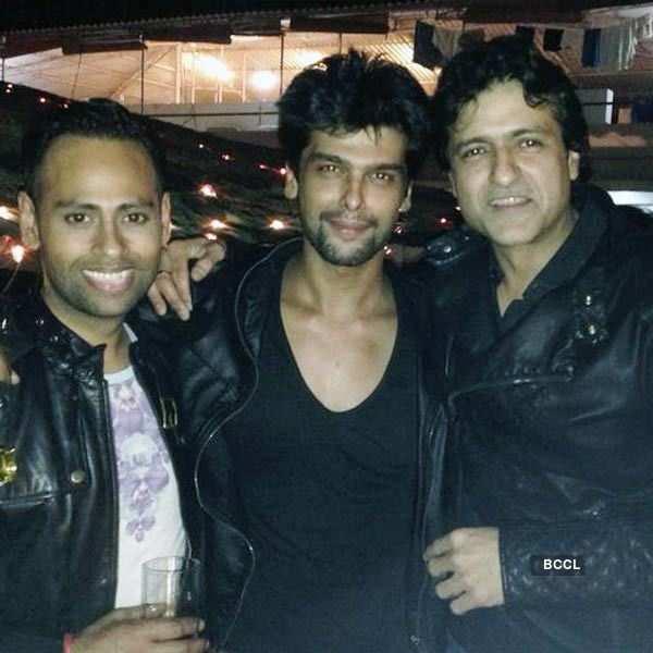 Salman Khan's b'day party