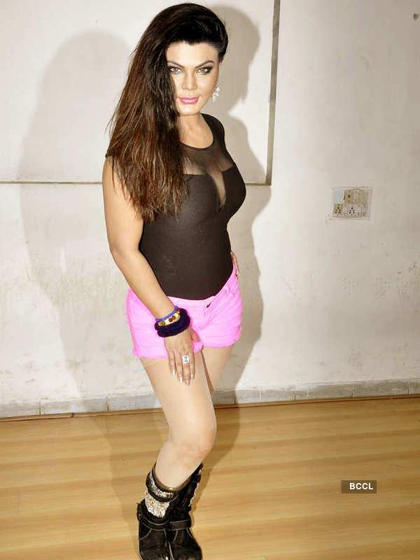 Hotties @ dance rehearsals
