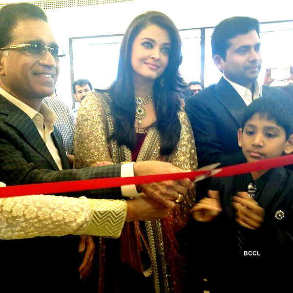 Ash launches jewellery store