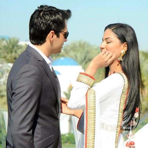 Veena Malik's wedding reception