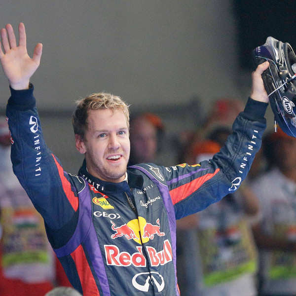 Another year of Vettel domination; India axed from 2014 season