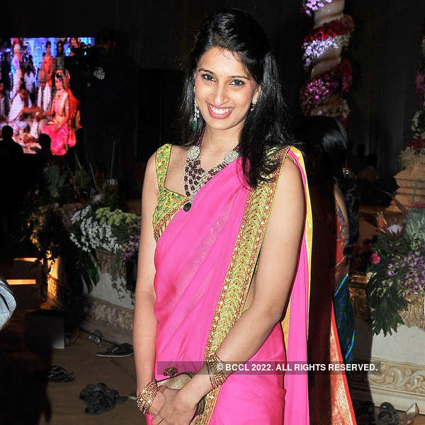 Keerthi weds Satyanarayana Raju