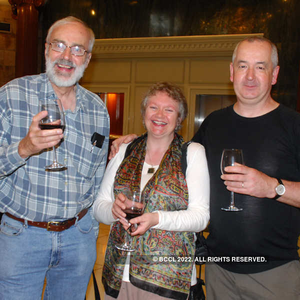 2014 after-party at ITC Windsor