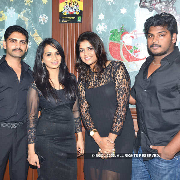 New Year party in Chennai