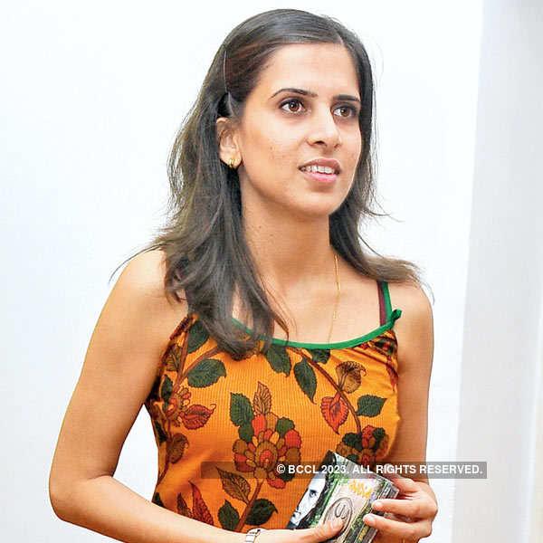 Jyothi Reddy's fashion exhibition