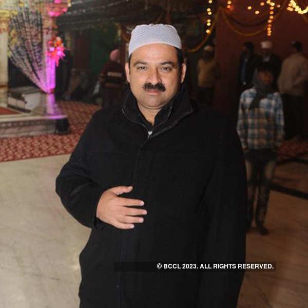 Hazrat Nizamuddin Auliya's birthday celebration