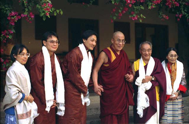 Meet the Dalai Lama
