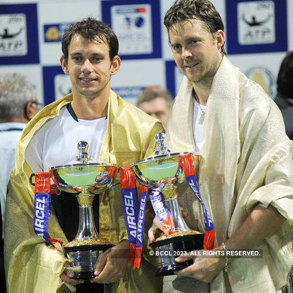 Wawrinka wins Chennai Open