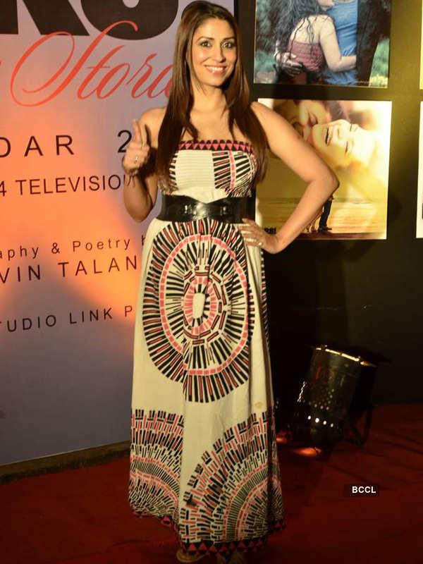 TV stars @ calendar launch